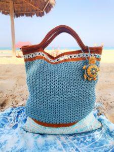 Get the crochet pattern, designed by Anya Goldblatt #crochet
