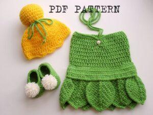 Get the crochet pattern from designed by Nataliya Knitting #crochet #cosplay