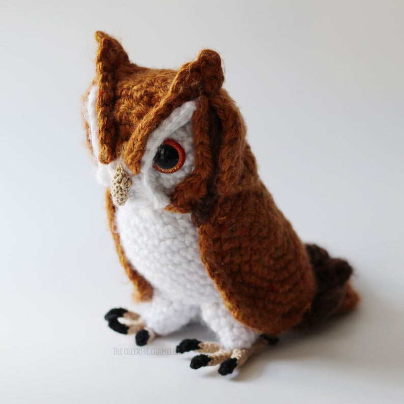 Designer Spotlight: Charming Crochet Critter Patterns By The Cheerful Chameleon