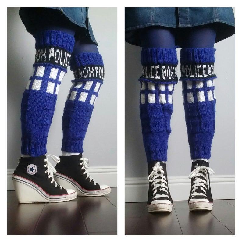Designer Spotlight: Amazing Doctor Who-Inspired Knitting Patterns & Tools