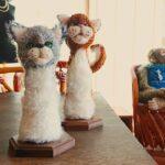 Amigurumi Artist Lumièna Made Some Cats …