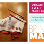 Finn Designed His Own Organic Cotton Face Mask With A DIY Kit From BringIt! Masks …