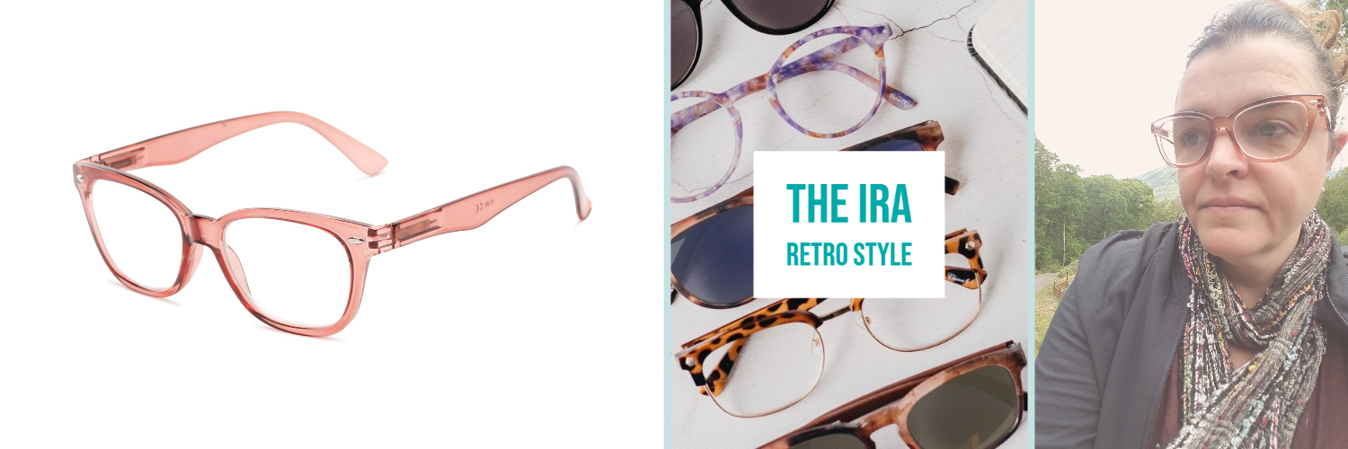 My Review of Reading Glasses From Readers.com - Hundreds of Styles for Under $20!