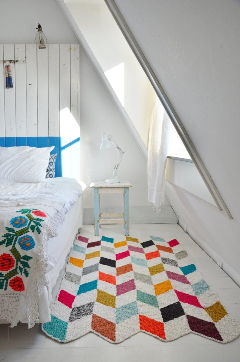 Crochet patterns designed by designed by Ingrid Jansen of Wood Wool Stool #crochet