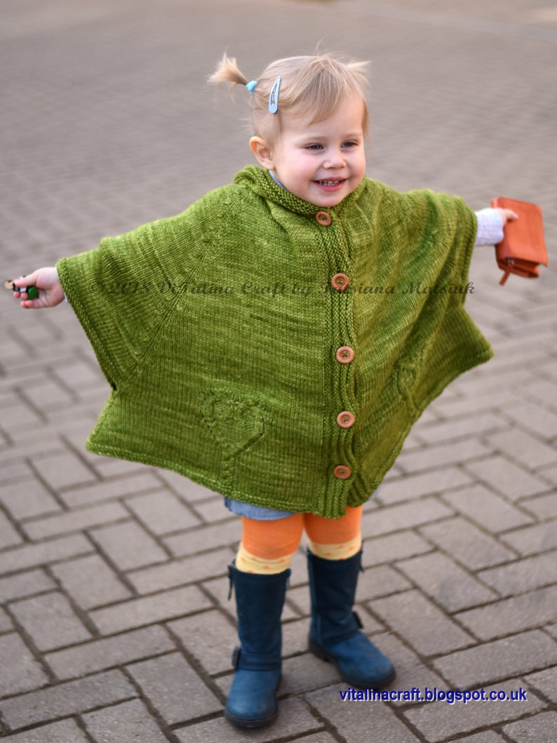 Designer Spotlight: Gorgeous Knit Patterns For All Ages, Designed By Tanya of ViTalinaCraft