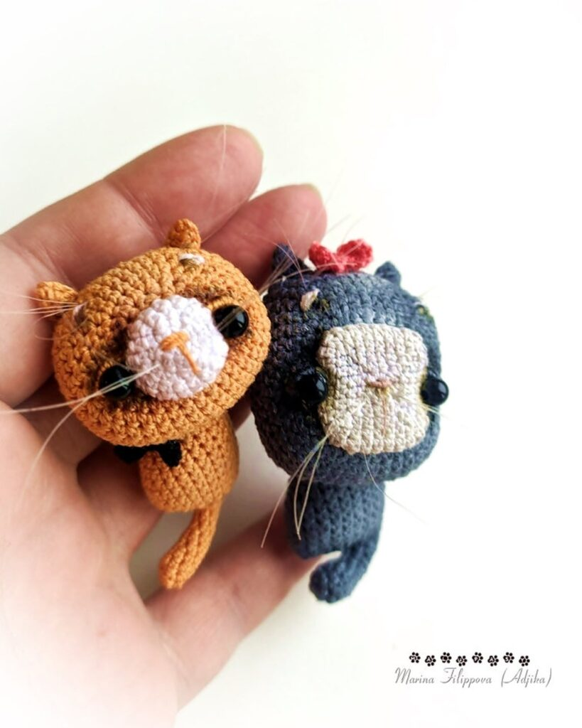 Get the patterns designed by Anna Karelina #crochet #amigurumi