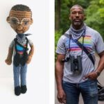Christian Cooper The Birdwatcher Gets His Own Amigurumi!