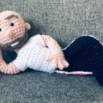 Why Have One Boyfriend When You Can Have Two? So, She Crocheted This Awesome Amigurumi!