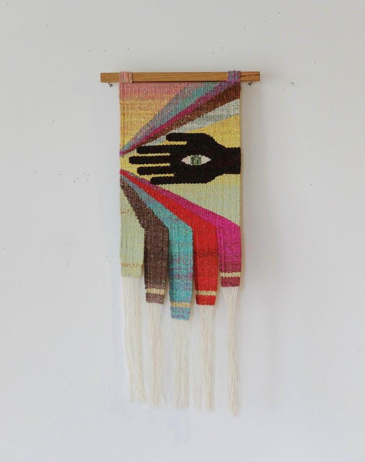 Natalie Novak is a Total Yarn Wizard ... Her Tapestry Weavings Are Stunning!