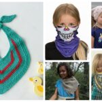 Best Headbands and Bandanas For Children – Patterns For Knitters and Crocheters, PreMade Too