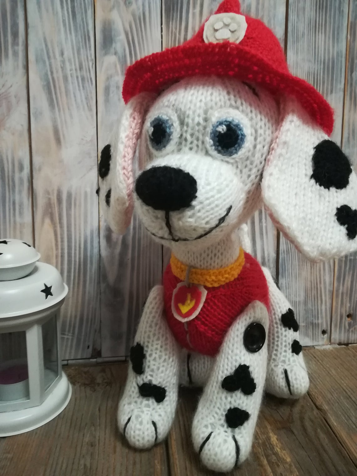 4 Paw Patrol Doll Patterns For Knitters!