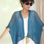 Knit Your Inner Goddess A Gorgeous, Glamorous Summer Fling Topper Designed By The Knitty Contessa