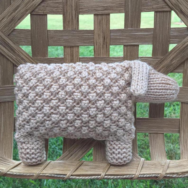 Patterns designed by of Addy Whitfield of Gift Horse Kits #knitting