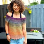 Crochet a Summer Smoothie Top, Cute, Stylish and Just Perfect