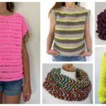 Designer Spotlight: Modern Knitwear Designs From Vanessa Cayton of The Knitting Niche