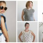 Designer Spotlight: Perfect Patterns For Summertime From Naturally Nora Crochet