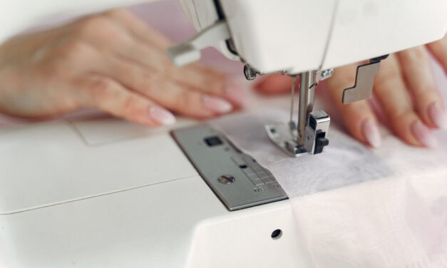 The Beginners Guide To Sewing Machines
