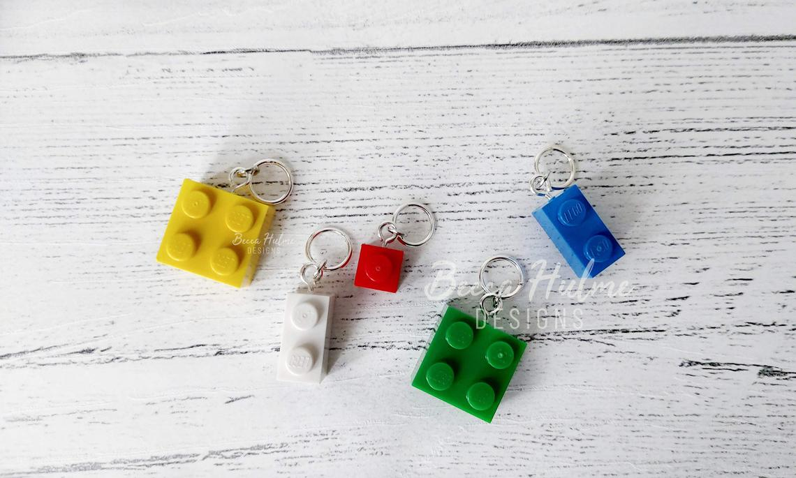 Knit a Lego-Inspired Building Blocks Hat, Pattern By Becca Hulme, Plus Check Out These Lego Stitch Markers!