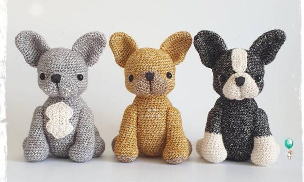 Crochet A French Bulldog Amigurumi … Who's A Cute Frenchie? Who's A Cute Frenchie?