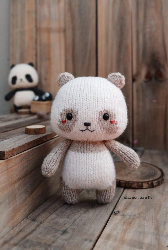 Knit a GiGi The Little Panda Amigurumi ... So Adorable It Hurts!