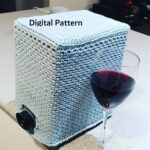 Love Wine? You Need This Pattern … It's a Crochet Breakthrough of Bacchanalian Proportions!