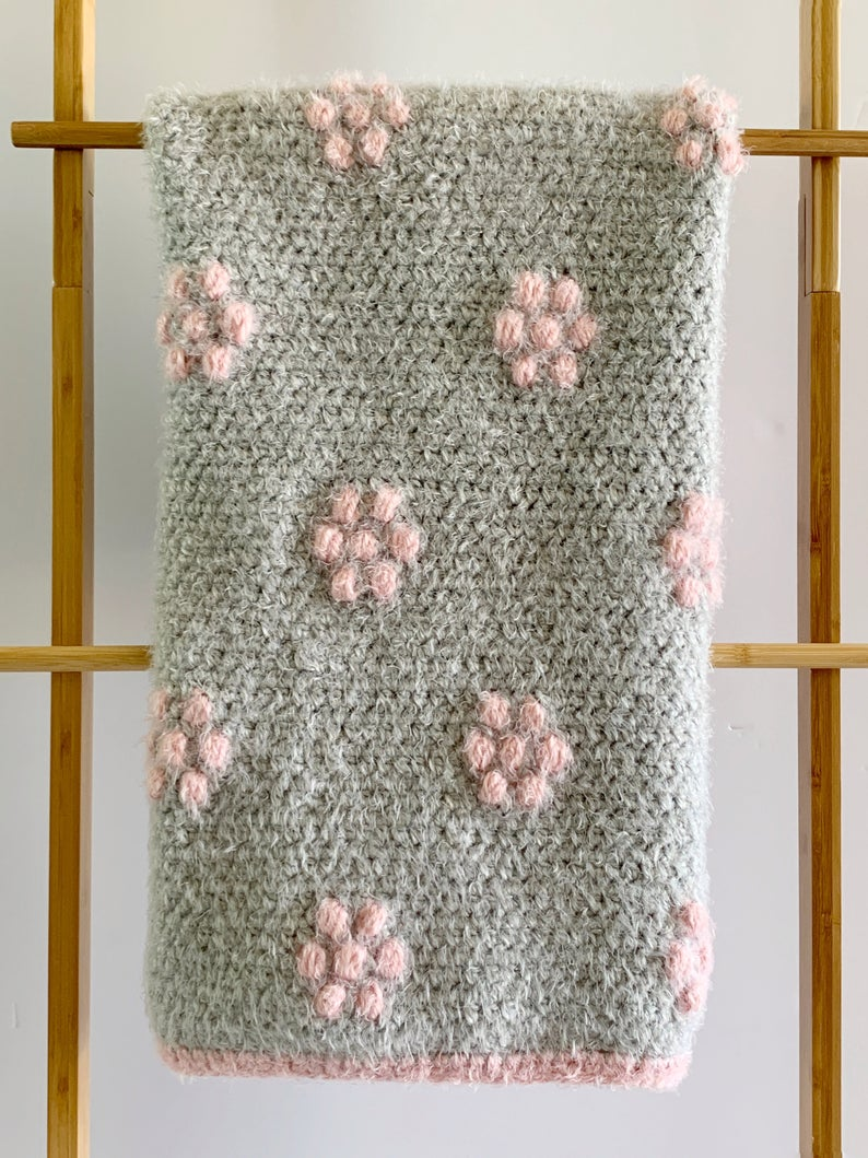 Designer Spotlight: Unique Afghan Patterns Designed By Tiffany Brown of Daisy Farm Crafts