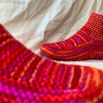 These Moccasin-Inspired Slippers Make Garter Stitch Look Majestic … Get The Free Knit Pattern!