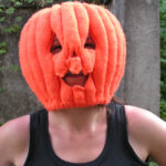It's Time To Knit a Jack-o'-clava Cosplay Designed By Anne-Marie Dunbar … You Can Be Peter Pumpkinhead!