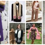 The Best FREE Knit & Crochet Pocket Shawl Patterns
