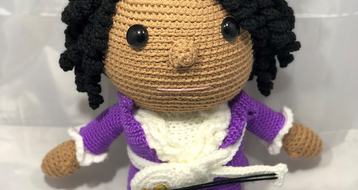 Crochet a Prince Amigurumi Designed By Texas Stitch Chicks