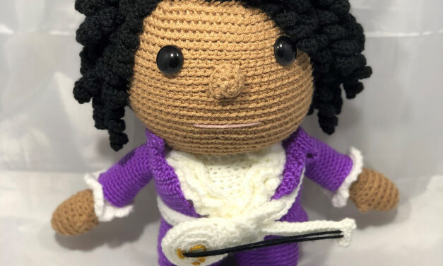 Crochet a Prince Amigurumi Designed By Texas Stitch Chicks
