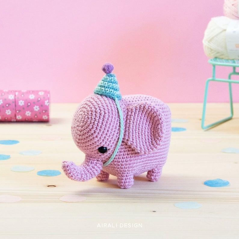 Designer Spotlight: Cute and Cuddly Amigurumi Dolls Designed For Crocheters By Ilaria of Airali Design