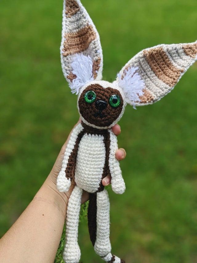 She Crocheted Amigurumi Inspired By Avatar The Last Airbender (ATLA)
