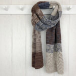 Proof That Knitting Scarves Can Be Sophisticated and Elegant, The Ostwind By Babette Ulmer Gets A+ In Design!