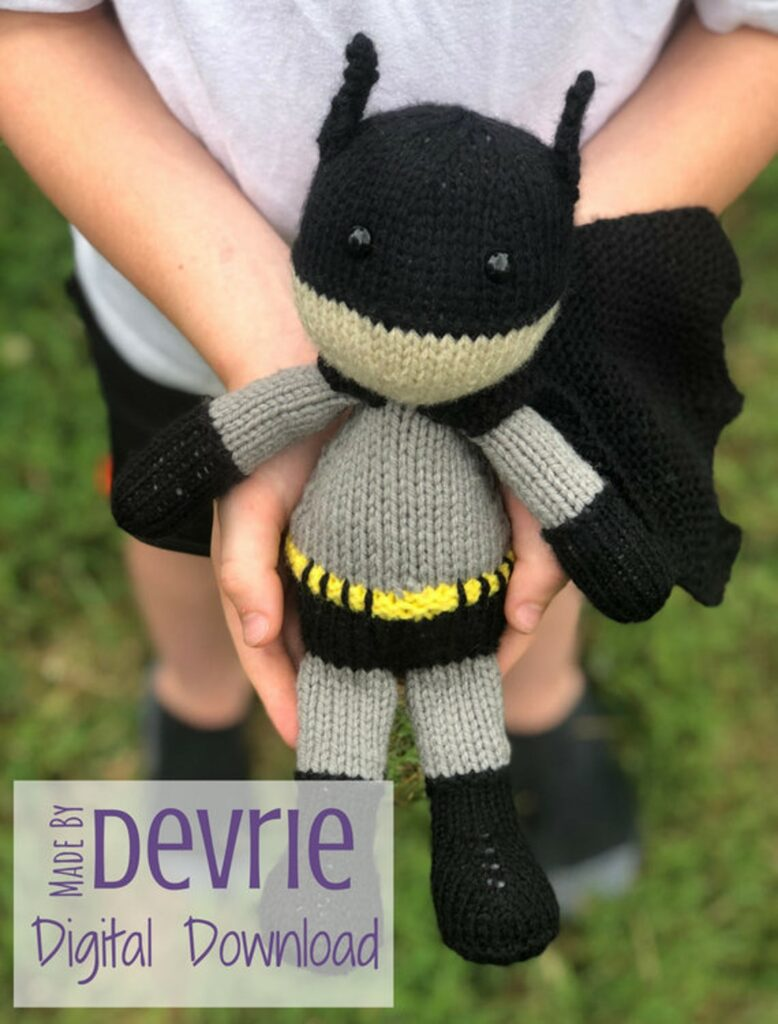 Designer Spotlight: The Best Storybook Character Patterns Just For Knitters