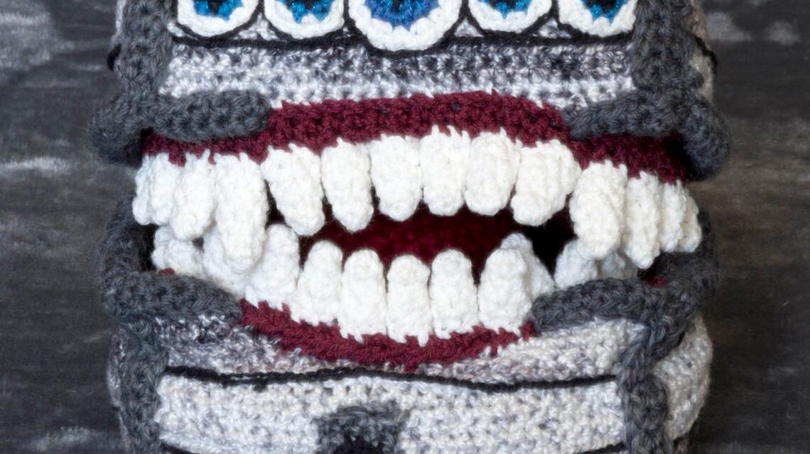 Crochet a Mimic From Dungeons & Dragons … What A Copycat!