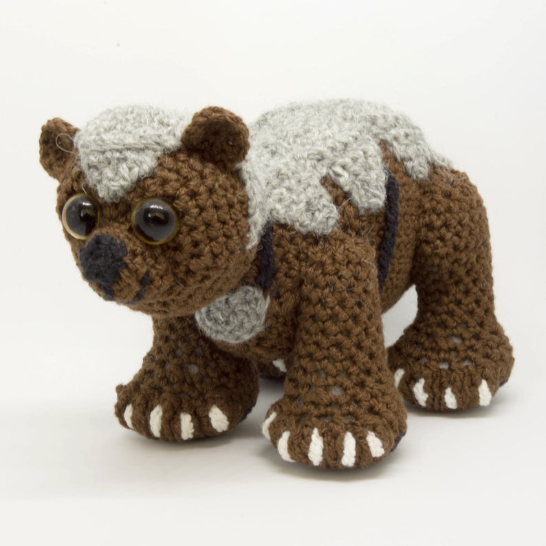 Patterns designed by Tamera Schoenholz of Hooked On Nerdy #crochet #amigurumi