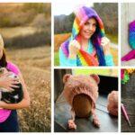 Designer Spotlight: The Best Of Crazy4CrochetMomma, Colorful and Fun Designs By Miranda McFrederick