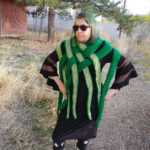 Knit An Eye-Popping Tentacle Shawl Designed By Ms Feminacho … Wow!