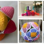 Designer Spotlight: The Best Knit & Crochet Games, Toys & Puzzle Patterns For Playtime Fun … Tic Tac Toe Anyone?