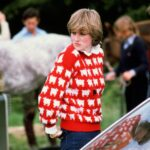 Free Pattern Alert! Knit Princess Diana's Iconic Black Sheep Sweater & Support Doctors Without Borders!