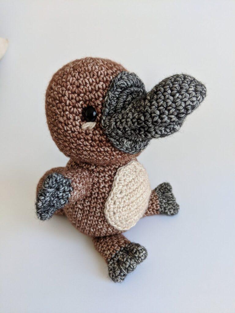 Crochet Platypus Patterns #crochet #amigurumi