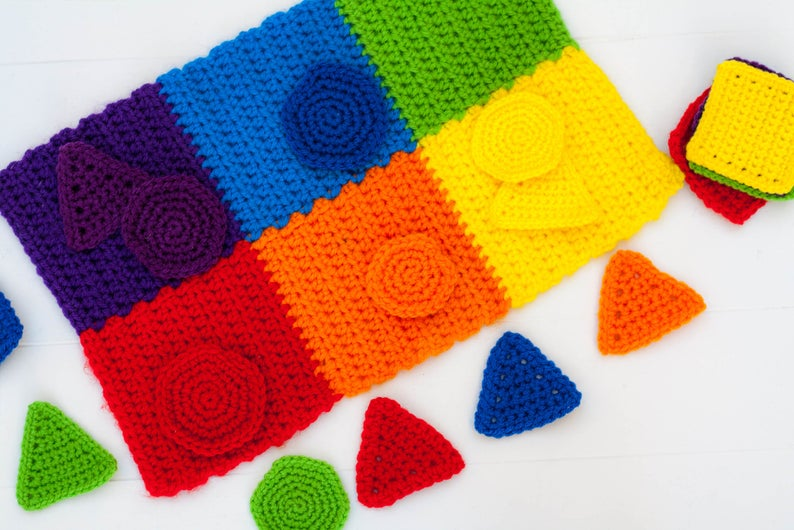 Designer Spotlight: The Best Knit & Crochet Games, Toys & Puzzle Patterns For Playtime Fun ... Tic Tac Toe Anyone?