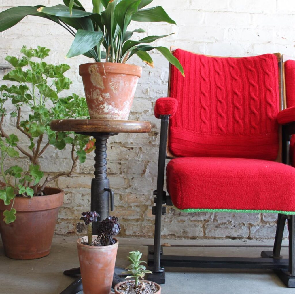 Life Is Too Short To Have a Plain Old Chair … Melanie Porter's Work Continues To Stun!