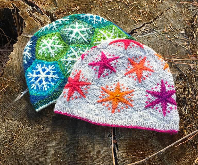 Meet Hexiflakes & Hexistars, More Incredible Hats Designed By Natalia Moreva – So Unique!
