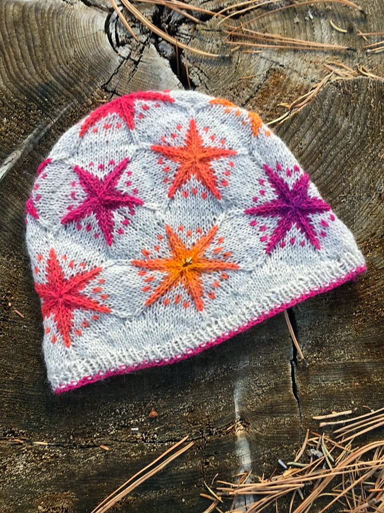 Meet Hexiflakes & Hexistars, More Incredible Hats Designed By Natalia Moreva - So Unique!
