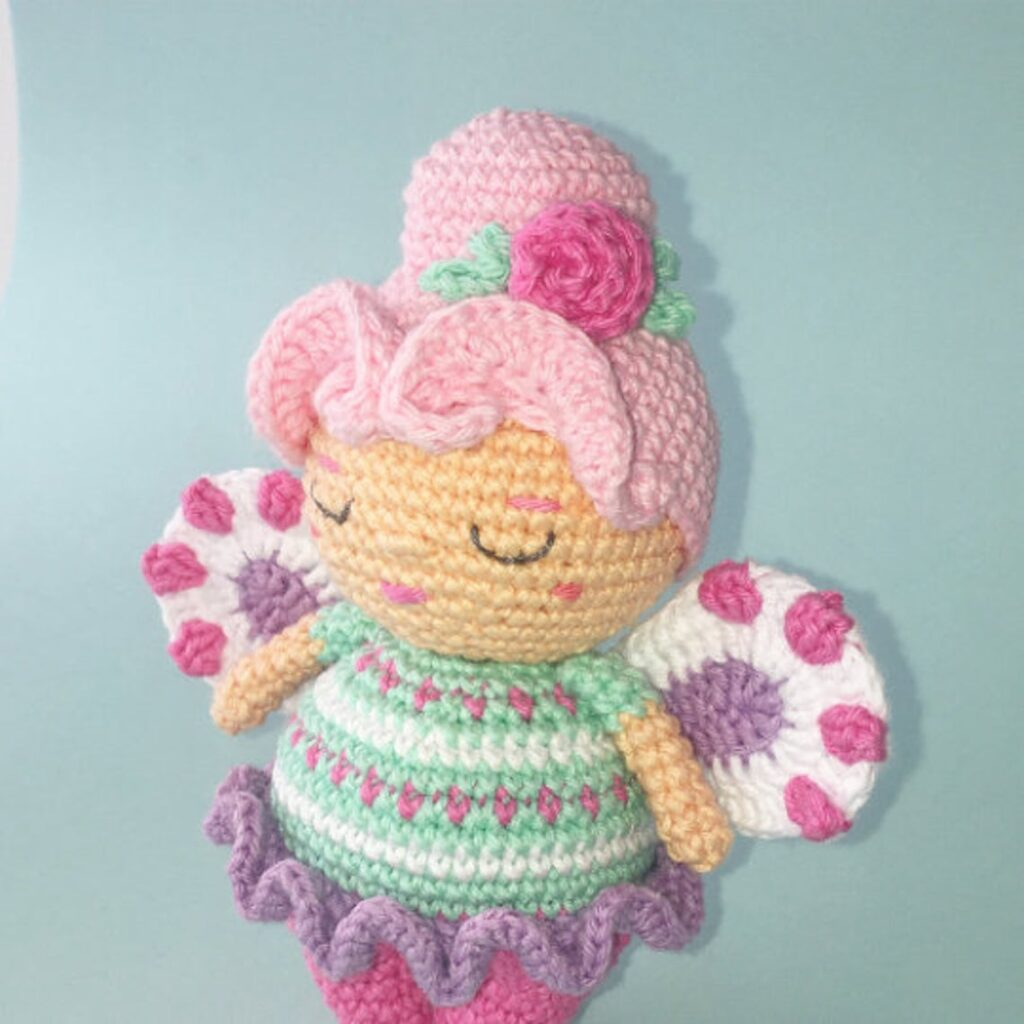 Meet The Nutcracker & Sugar Plum Fairy Amigurumi Everyone Is Raving About ... Get the Patterns!