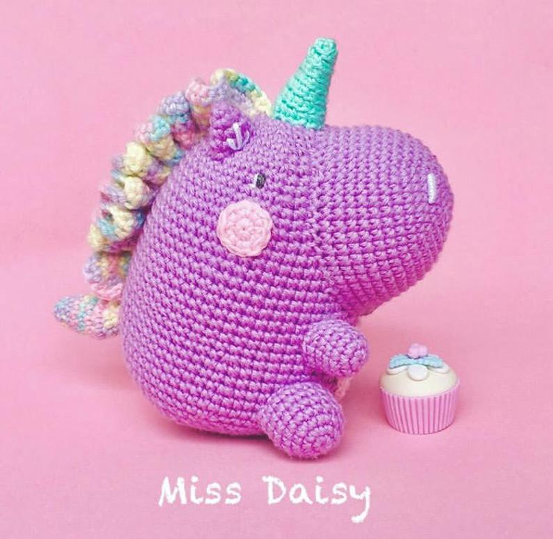 patterns designed by Miss Daisy Handmade