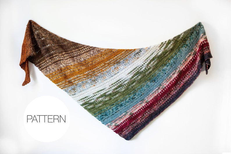 Patterns designed by Melissa Fisher of Woods and Wool Shop