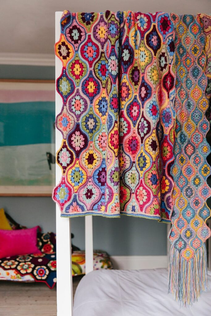 Crochet Patterns Designed By Janie Crowfoot ... Must Be Seen To Be Adored